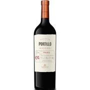 Rượu vang Argentina Portillo Malbec.