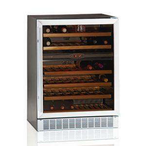 Tủ bảo quản rượu vang TEFCOLD Model: TFW160-2S