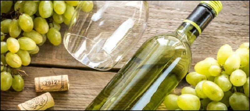 Rượu vang trắng vùng Bordeaux