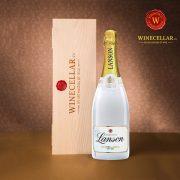 Champagne Lanson White Label-1