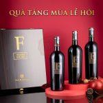Quà tặng rượu vang tết Tân Sửu 2021