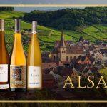 Những chai rượu vang Pháp nổi tiếng – Alsace
