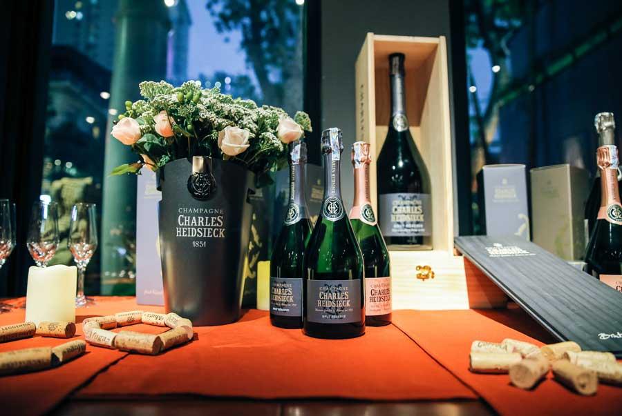 Ảnh 2: Rượu Champagne Charles Heidsieck Brut