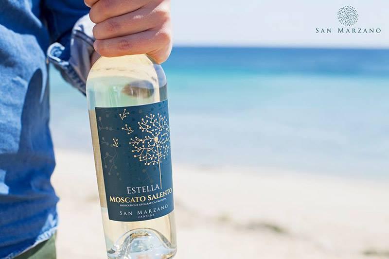 It's Summer Time with San Marzano Wine - Etella Moscato Salento