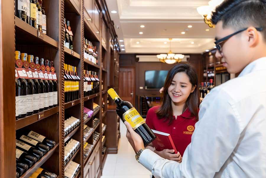 Gợi ý rượu vang Pháp làm quà tặng cho đối tác