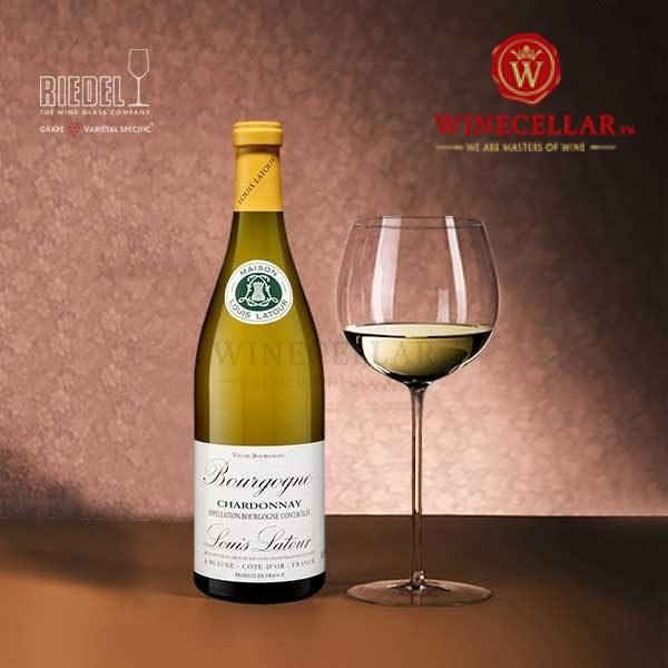 Rượu vang Louis Latour Bourgogne Chardonnay