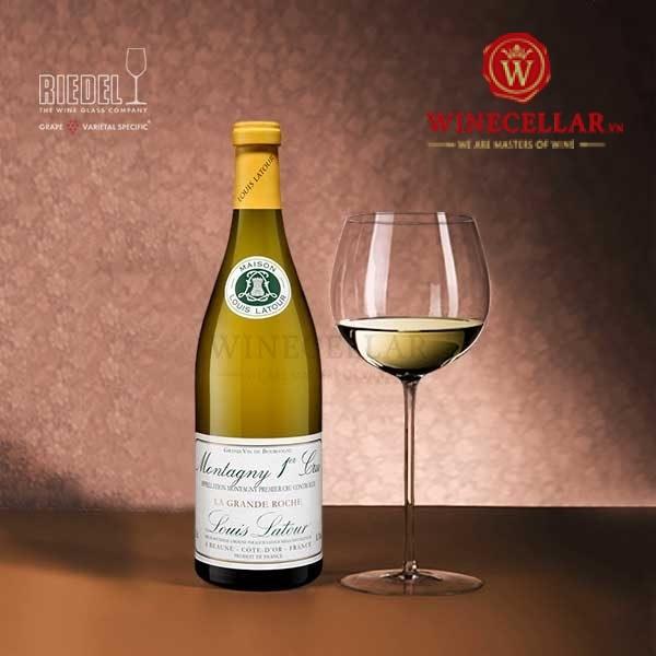 rượu vang Montagny 1er Cru La Grande Roche Louis Latour