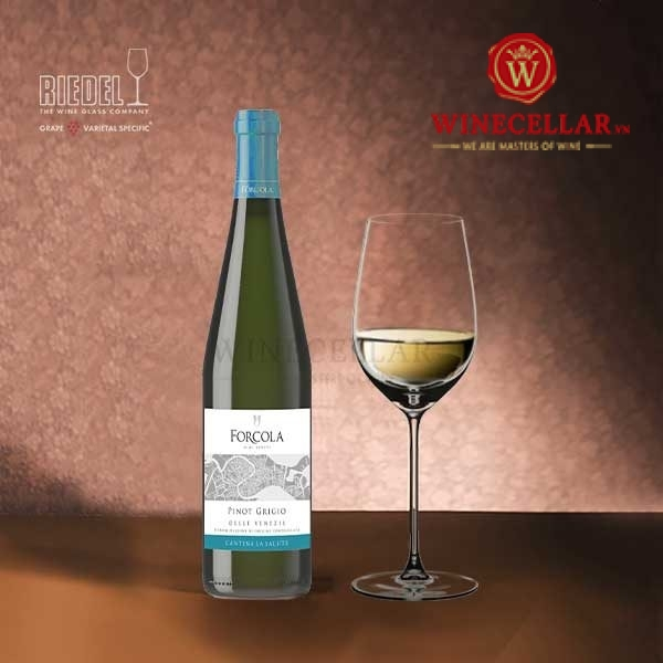 Forcola Pinot Grigio