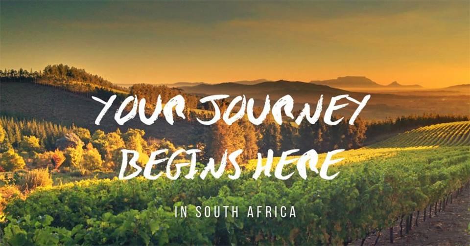 Hành trình khám phá hương vị rượu vang Nam Phi