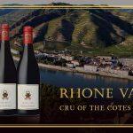Những chai rượu vang Pháp nổi tiếng – Cotes du Rhone