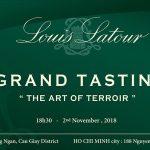 Louis Latour moments in Viet Nam