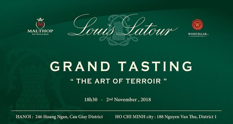 Louis Latour Grand Tasting