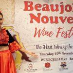 lễ hội Beaujolais Nouveau 2018 tại Việt Nam
