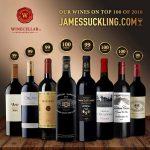 JamesSuckling TOP 100 Wines of 2018