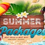 Summer Packages 2019 Promotion