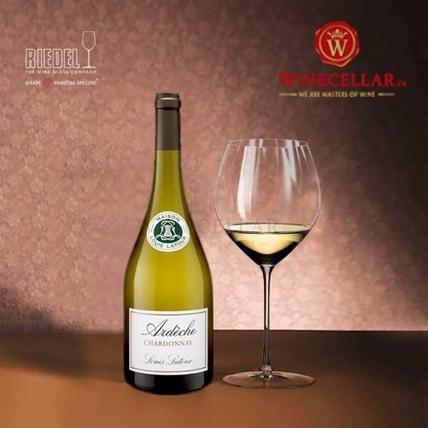 Rượu vang Louis Latour Ardeche