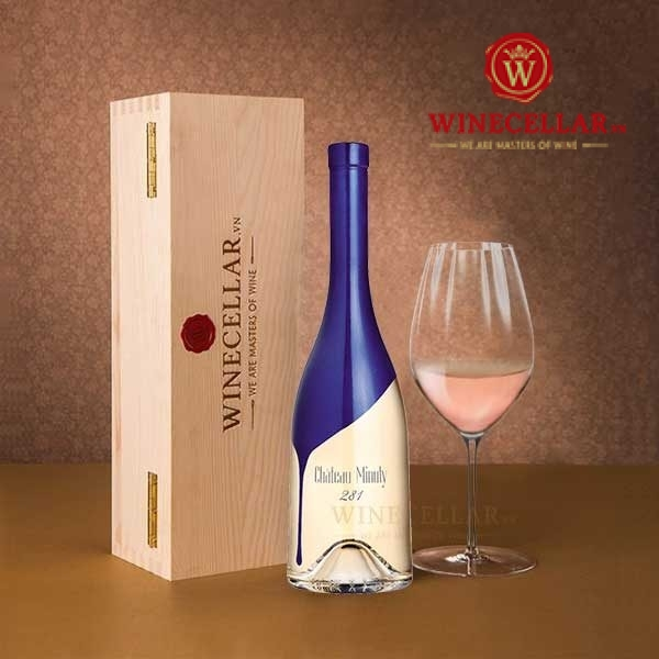 Rượu vang Chateau Minuty 281