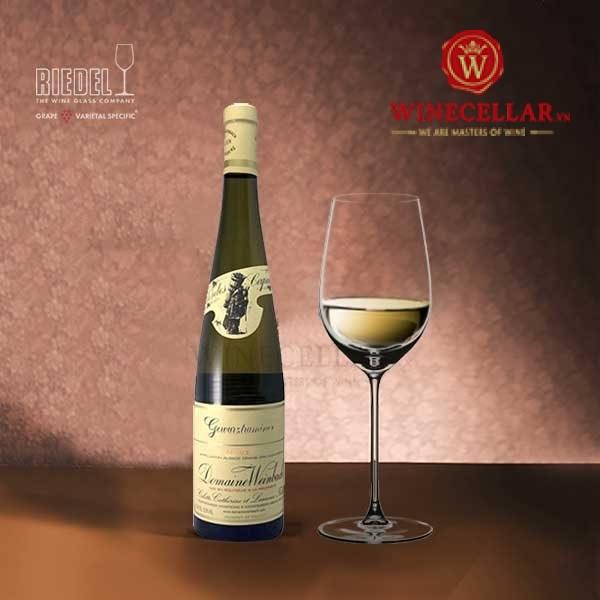 Rượu vang Domaine Weinbach Gewurztraminer