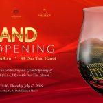 Grand Opening WINECELLAR.vn Đào Tấn