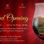 Grand Opening WINECELLAR.vn Lý Tự Trọng