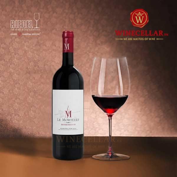 Rượu vang Botrosecco Maremma