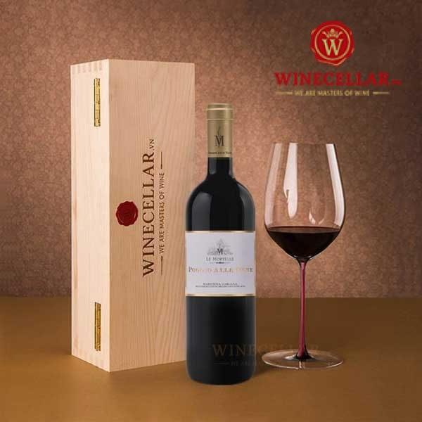 Rượu vang Poggio Alle Nane Maremma