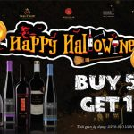 Happy Hallo-Wine Promotion 2019