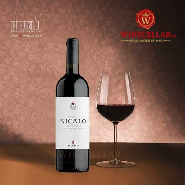 Rượu vang Capitel Nicalò Valpolicella Superiore