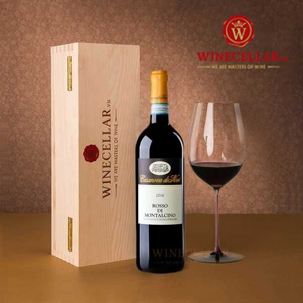 rượu vang Rosso Di Montalcino