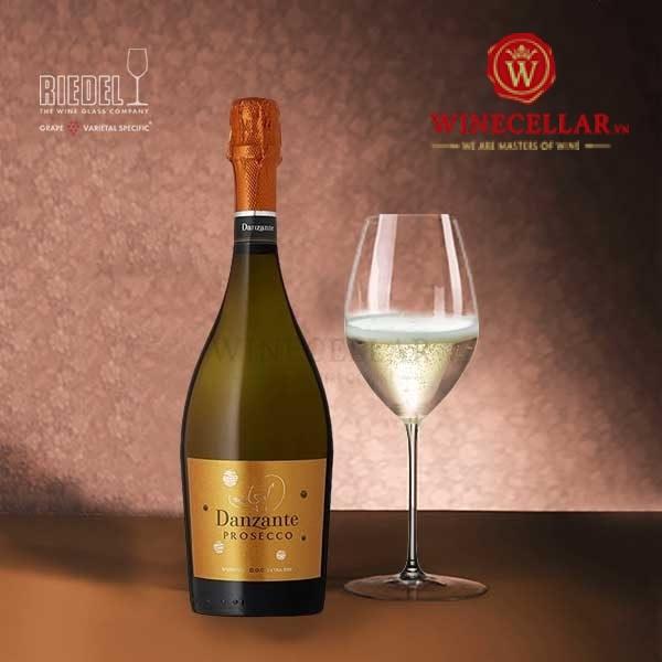 rượu vang Danzante Prosecco