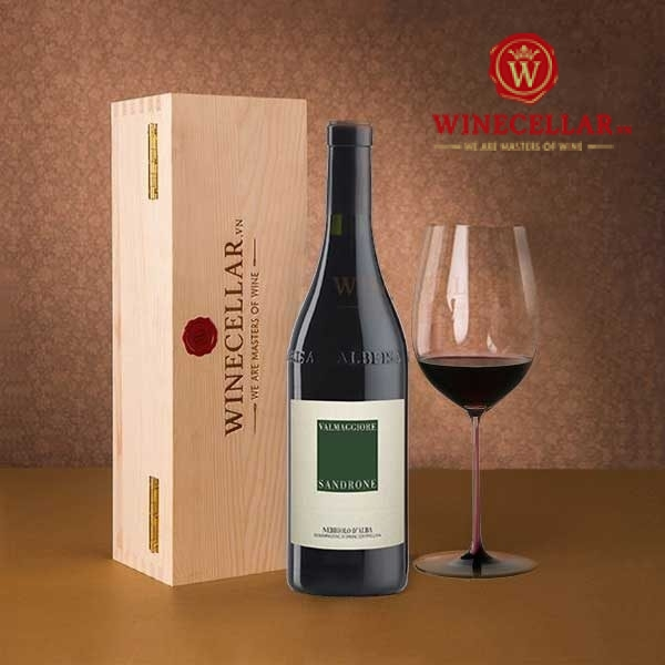 Rượu vang Sandrone Valmaggiore Nebbiolo d'Alba