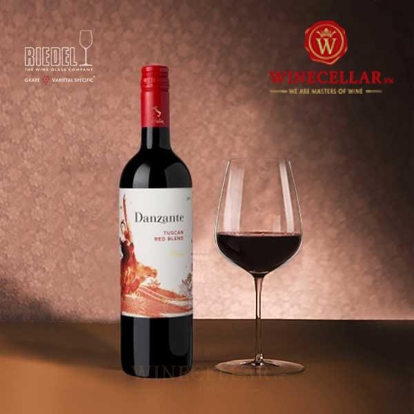 Rượu vang Danzante Tuscan Red Blend
