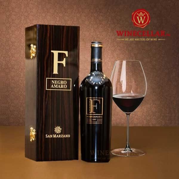 Rượu vang F Gold Limited Edition
