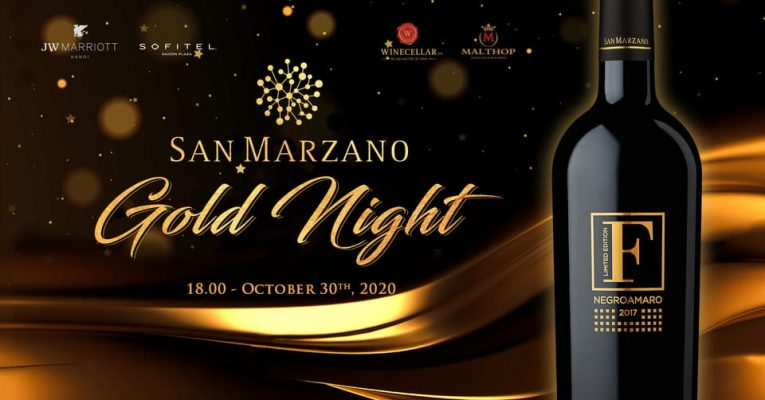 GOLD NIGHT by San Marzano