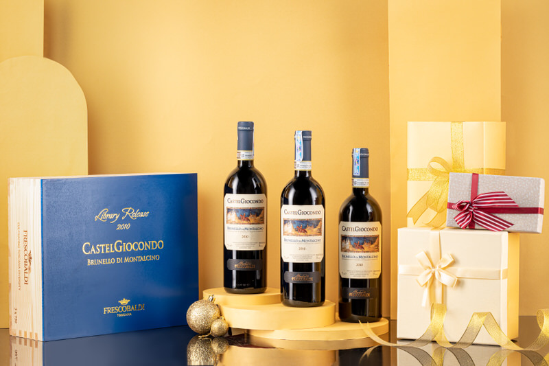 Rượu vang đỏ CastelGiocondo Brunello di Montalcino DOCG