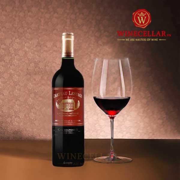 Rượu vang Chateau Lestage