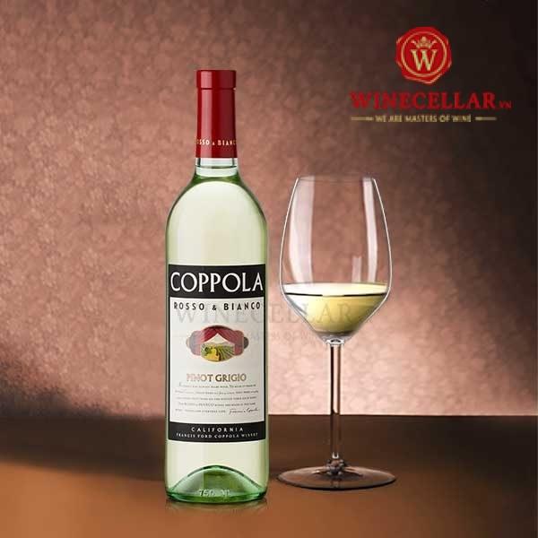 Coppola Rosso & Bianco Pinot Grigio