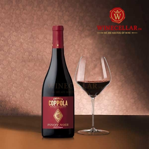 Rượu vang Diamond Collection Pinot Noir Oregon