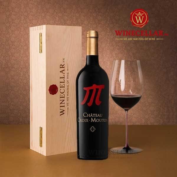 Rượu vang Chateau Croix Mouton