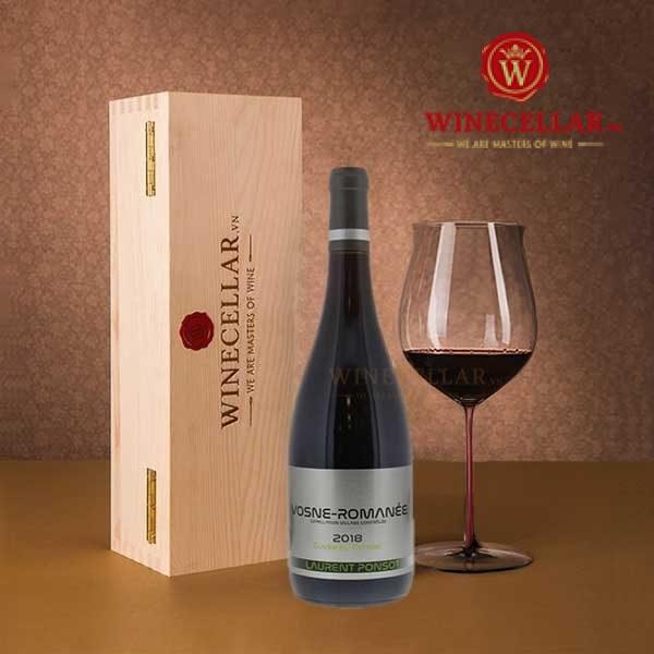 Rượu vang Vosne Romanée Cuvée Du Cerisier