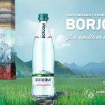 Borjomi – Nước khoáng thiên nhiên tốt nhất hiện nay