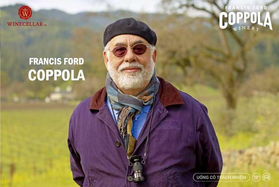 Ảnh 2: Đạo diễn, nhà biên kịch, nhà làm rượu lừng danh Francis Ford Coppola