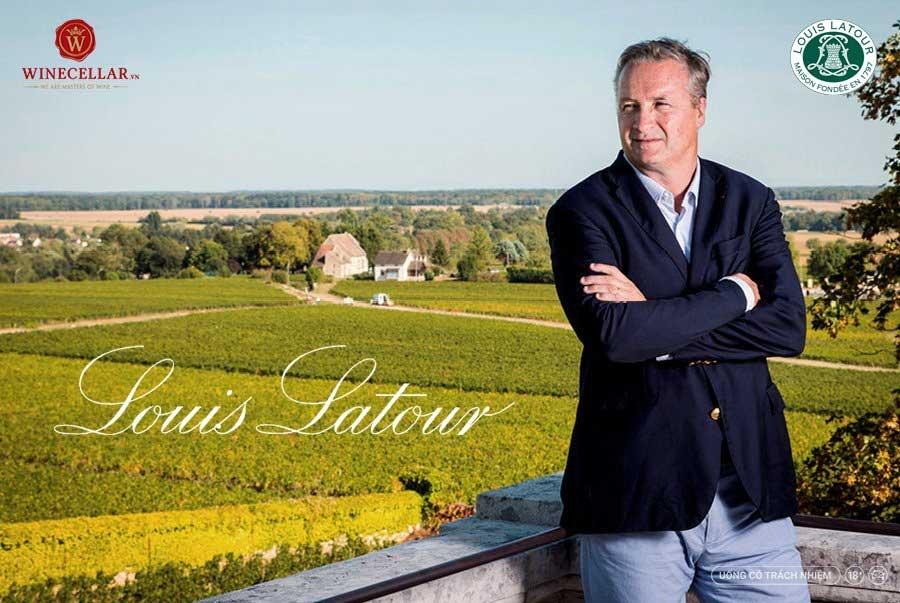 Louis Fabrice Latour - thế hệ tiếp quản Maison Louis Latour