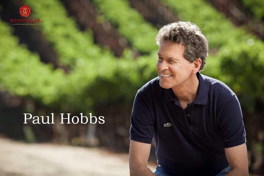 Ảnh 1: Paul Hobbs - nhà làm rượu vang (winemaker) hàng đầu trên thế giới