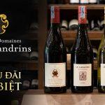 Ưu đãi ra mắt Maison & Domaines Les Alexandrins