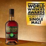 World's Best Single Malt GlenAllachie 10 Year Old