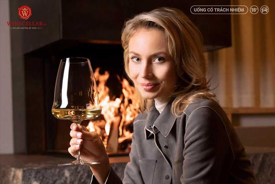 Ảnh 2: ly Riedel Winewings - sự lựa chọn tuyệt vời cho các chuyên gia rượu vang