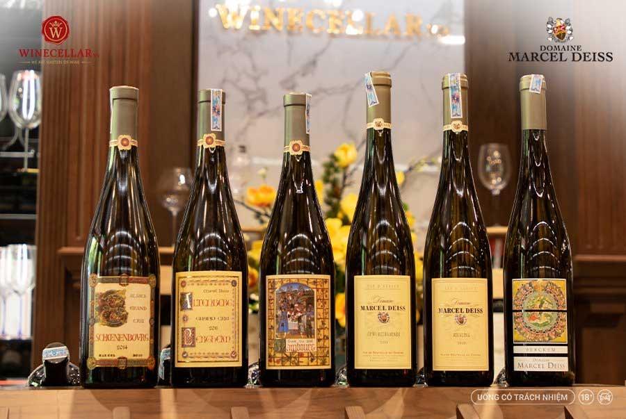 Ảnh 2: Rượu vang Domaine Marcel Deiss