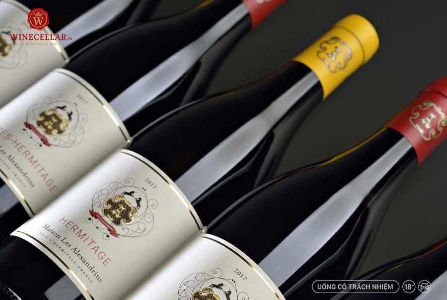 Ảnh 2: Rượu vang Alexandins