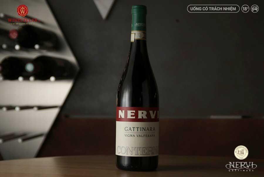 Ảnh 2: Rượu vang Gattinara Vigna Valferana